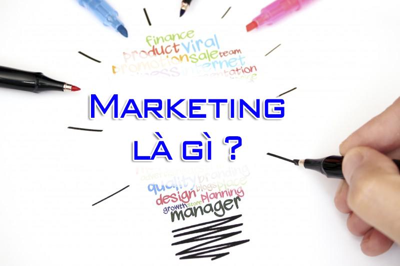 Marketing Là Gì | Tìm Hiểu Khái Niệm Marketing Là Gì?
