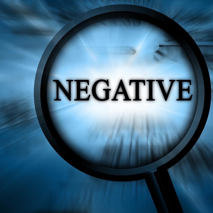 Negative Là Gì? Tìm Hiểu Về Negative Là Gì?