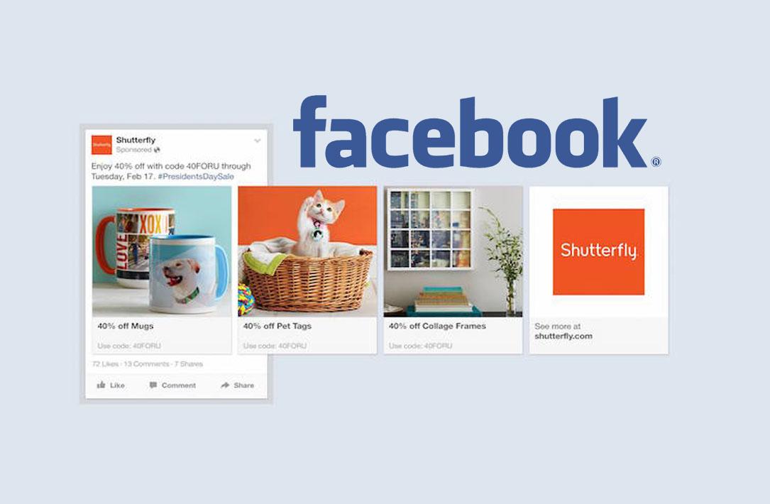 Những vị trí xuất hiện quảng cáo trên Facebook