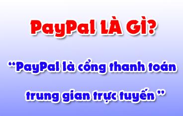 Paypal là gì? Sử dụng thẻ Paypal như thế nào?