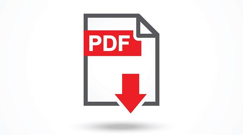 PDF Là Gì? Tìm Hiểu Về PDF Là Gì?