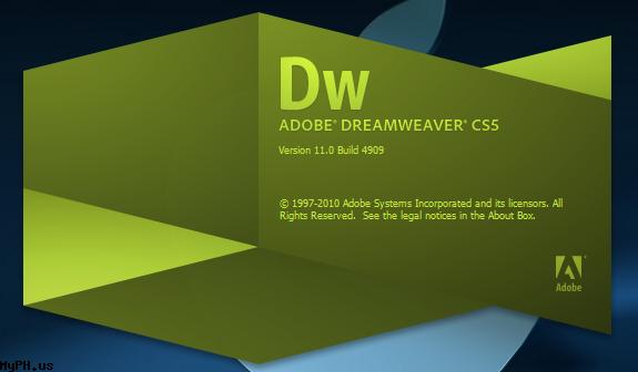 Phần mềm thiết kế web phổ biến hiện nay?