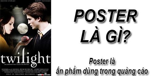 Poster Là Gì? Khái Niệm Poster Là Gì?