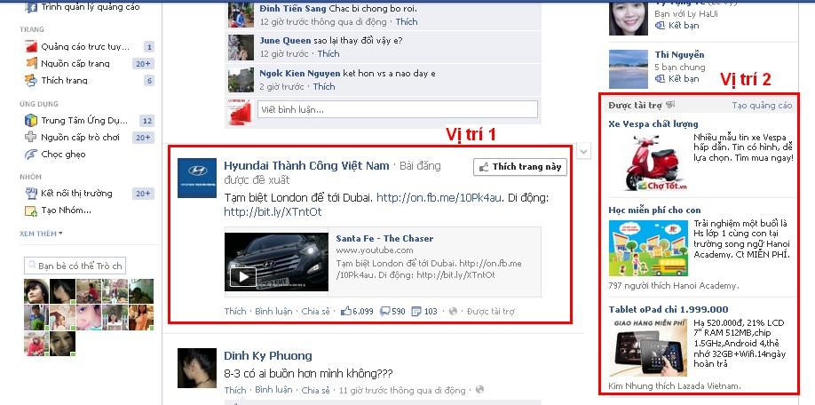 Quảng Cáo Trên Facebook Là Gì?