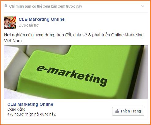 Quảng Cáo Trên Mạng Xã Hội Facebook?