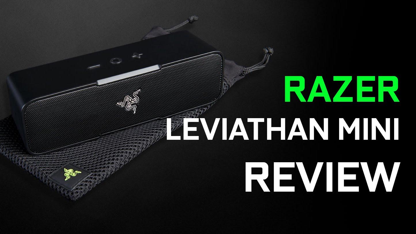 Razer Leviathan Mini Là Gì? Tìm Hiểu Về Razer Leviathan Mini Là Gì?