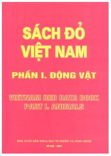 Sách Đỏ Việt Nam Là Gì? Tìm Hiểu Về Sách Đỏ Việt Nam Là Gì?