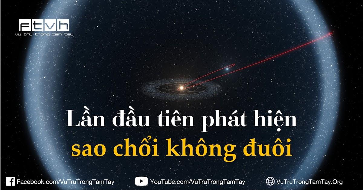 Sao Chổi Là Gì? Tìm Hiểu Về Sao Chổi Là Gì?