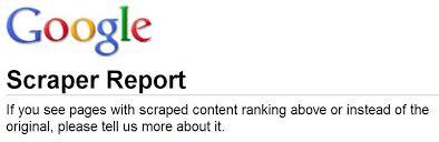 Scraped Content Là Gì? Tìm Hiểu Scraped Content Là Gì?