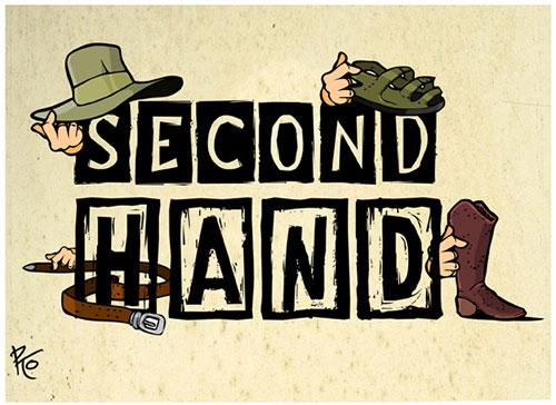 Second Hand là gì? Tại sao lại gọi mặt hàng là Second Hand?