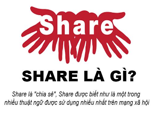 Share Là Gì? Tìm Hiểu Khái Niệm Share Là Gì?