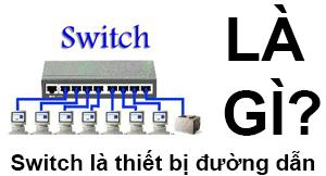 Switch Là Gì? Tim Hiểu Switch Là Gì?