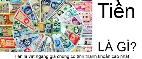 Tiền Là Gì? Tìm Hiểu Về Tiền Là Gì?