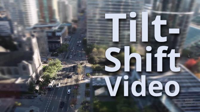 Tilt-Shift Là Gì? Tìm Hiểu Về Tilt-Shift Là Gì?
