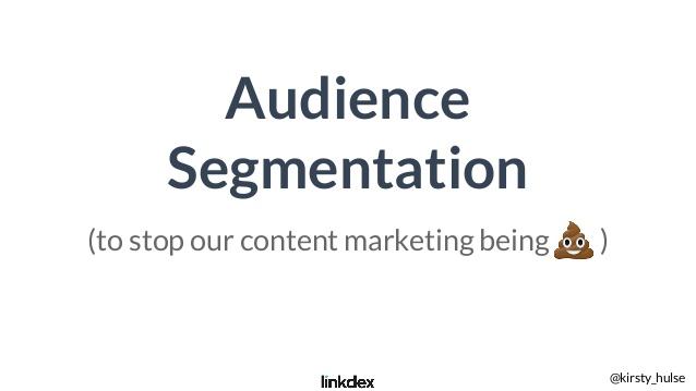 Tìm Hiểu Về Audience Segmentation Là Gì?