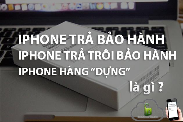 Tìm Hiểu Về iPhone Trôi Bảo Hành Là Gì?