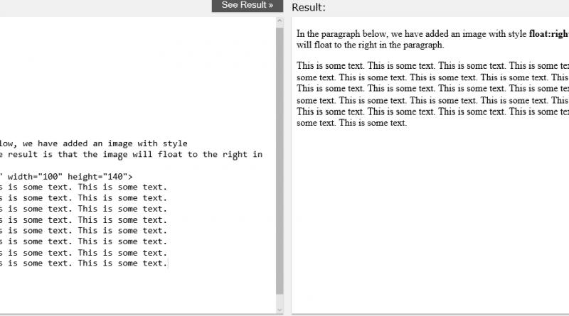 Tìm Hiểu Về Thuộc Tính Float Trong CSS Là Gì?