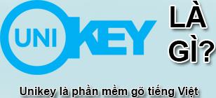 Unikey Là Gì? Tìm Hiểu Về Unikey Là Gì?